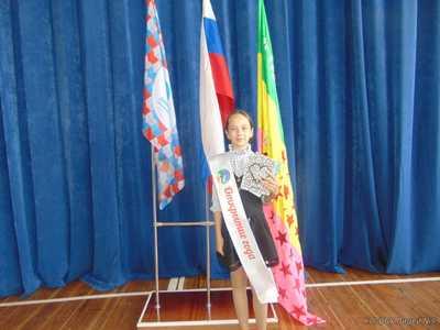 София Татаурова - рекордсменка России